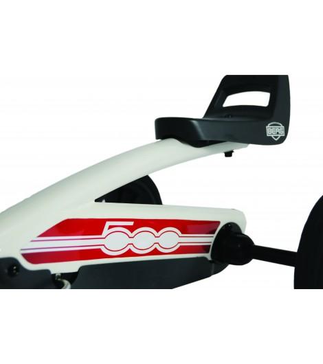 Berg Buzzy Fiat 500 Tret-Gokart