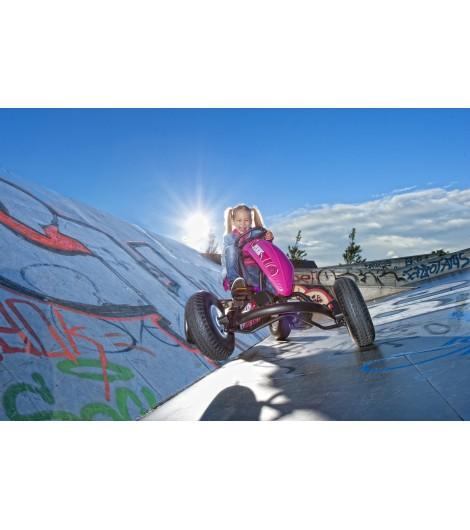 Berg Compact Pink Tret-Gokart