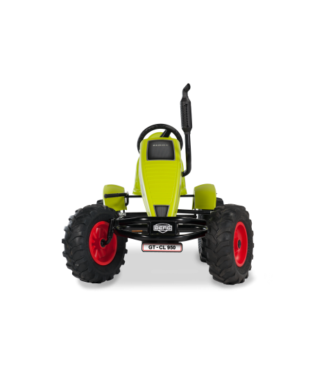 Berg Traxx Claas BFR Tret-Gokart