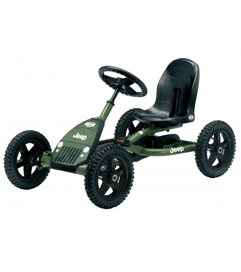 Berg Jeep Junior Tret-Gokart