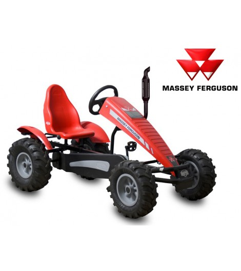 berg traxx massey ferguson bfr 3 tret gokart watzinger. Black Bedroom Furniture Sets. Home Design Ideas