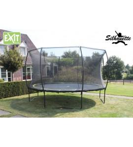 EXIT Trampolin Silhouette 305 gebraucht