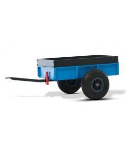 Berg Anhänger XL blau