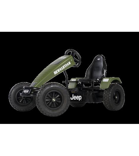Berg Jeep Revolution E-BF Tret-Gokart