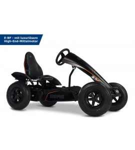 Berg Black Edition E-BF Tret-Gokart