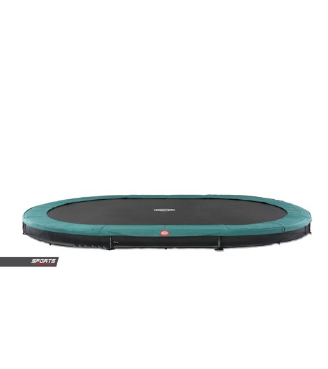 BERG Grand Favorit Inground 520, oval, Trampolin