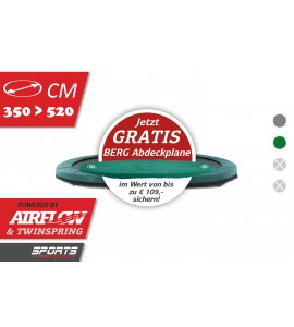 BERG Grand Champion Inground 350/470/520, oval, Trampolin