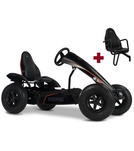 Berg Black Edition BFR Tret-Gokart