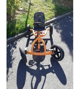 Berg Buddy orange, Gebraucht Tret-Gokart