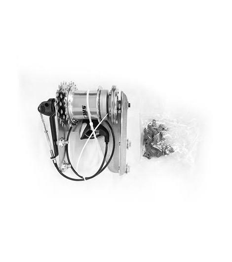 BFR3 Nabe + Handschaltung für Modelle 2000 - 2014