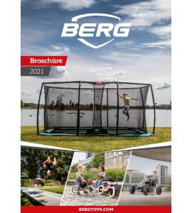 BERG Trampolin Prospekt