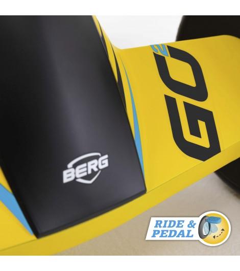 BERG GO² SparX Gelb