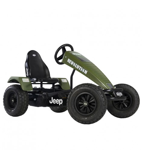 Berg Jeep Revolution XXL-BFR Tret-Gokart