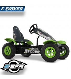 Berg X-Plore Elektro-BF Tret-Gokart