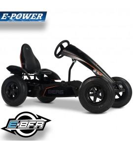 Berg Black Edition Elektro-BF Tret-Gokart