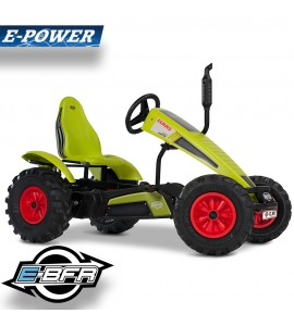Berg Traxx Claas Elektro-BF Tret-Gokart