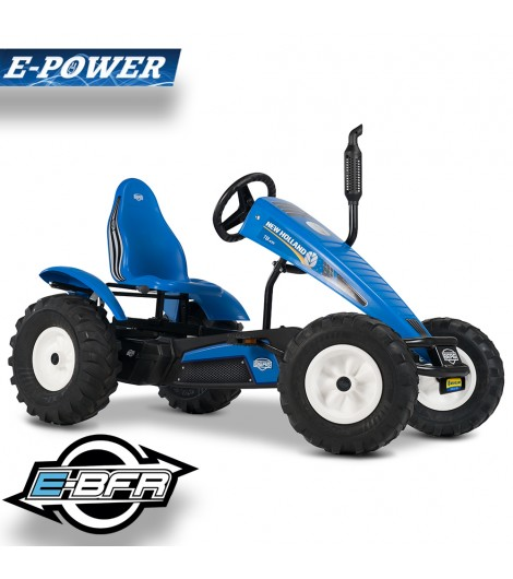 Berg Traxx New Holland E-BF Tret-Gokart