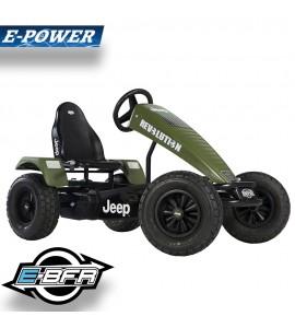 Berg Jeep Revolution Elektro-BF Tret-Gokart