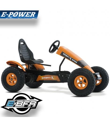 Berg X-Treme E-BFR, Tret-Go-Kart