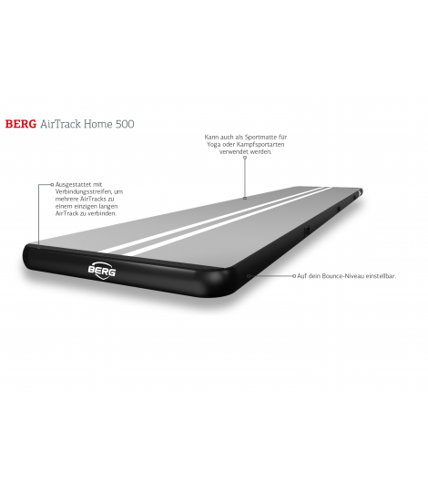 BERG Airtrack Home 500