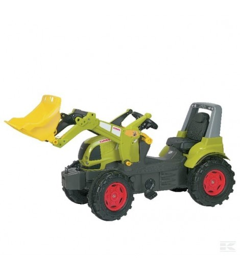 Claas Arion 640 mit Frontlader