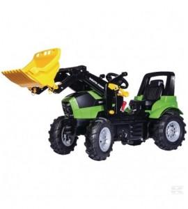 DEUTZ Agrotron 7250 TTV mit Fr