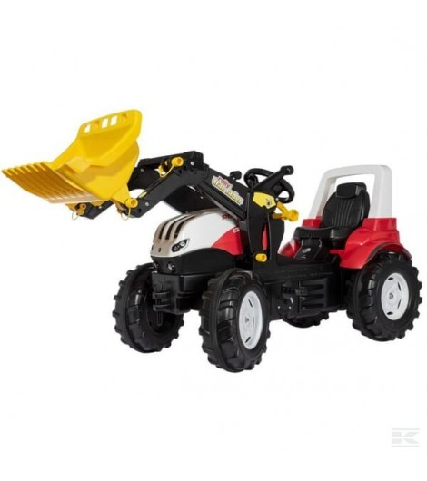 Farmtrac Steyr 6300 Terrus CTV