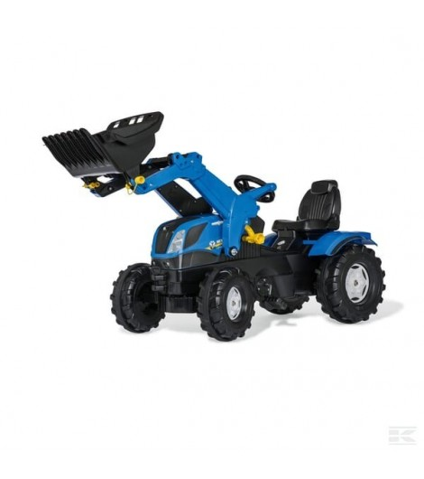 New Holland T7 + Frontlader