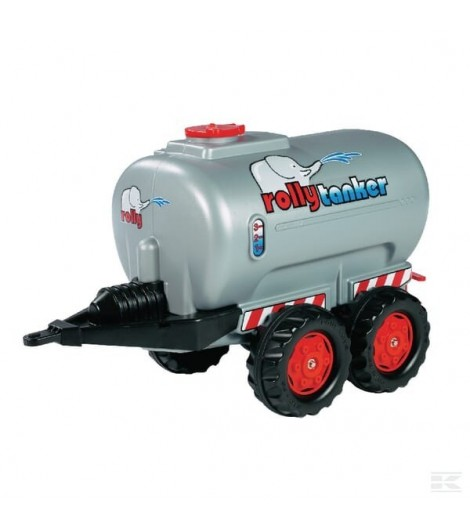 Rolly Tanker silber 2-achsig
