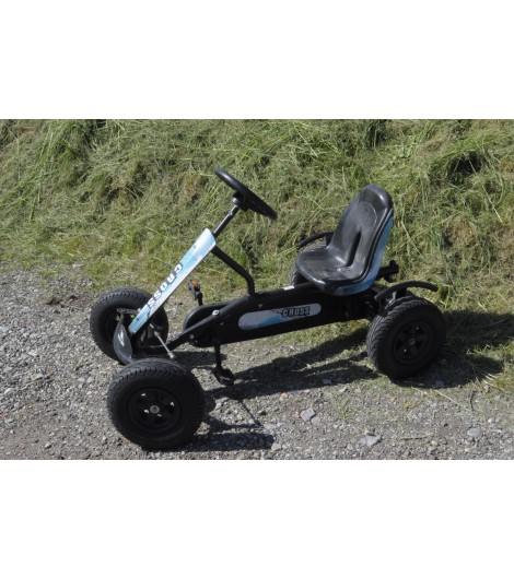 Dino Cars Junior Cross BF1 Gebraucht Tret-Gokart