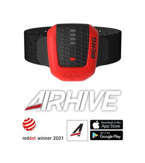 BERG AirHive Sprung-Tracker