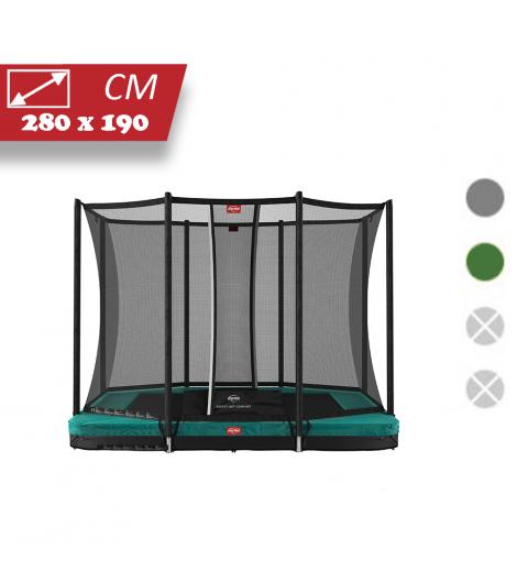 BERG Ultim Favorit Inground Ø280 + Sicherheitsnetz Comfort