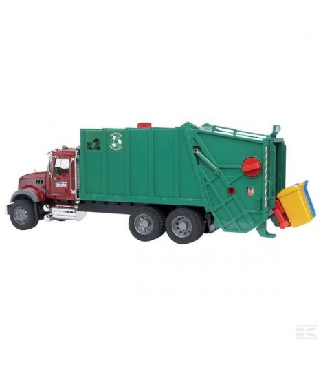 Mack Granite Müllwagen