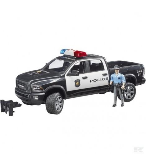 RAM 2500 Polizeiwagen mit Poli