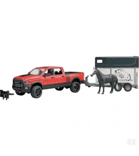 RAM Power Wagon+Pferdeanhänger