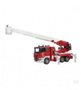 Scania Feuerwehrl.wag.+Sound
