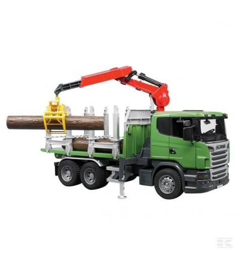 Scania R-Serie Holztransportwa