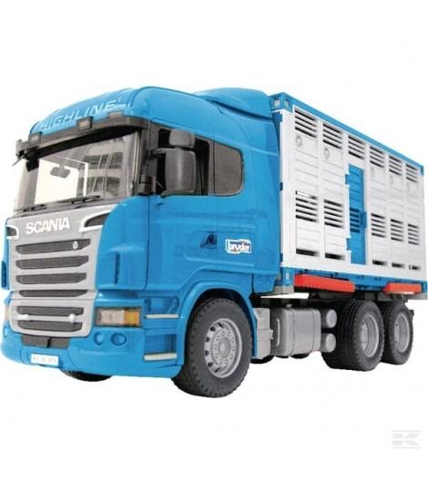 Scania Viehtransport