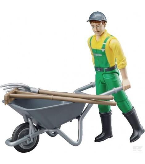 +Figure set farmer with acc.