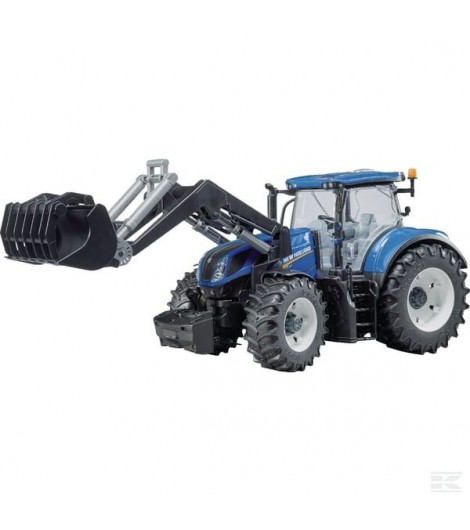 +New Holland T7.315 + frontloa