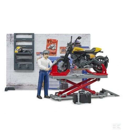 Motorradservice mit Ducati