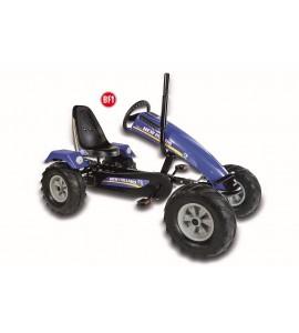 Dino Cars Track New Holland BF1 inkl. Überrollbügel Tret-Gokart