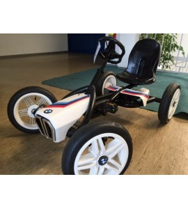 Berg BMW Street Racer, Gebraucht Tret-Gokart