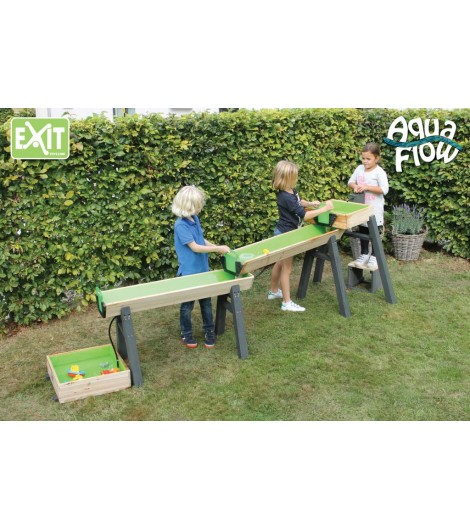 EXIT AquaFlow Wasserbahn Super-Set (FSC 100%)