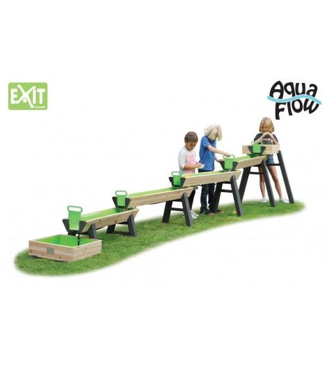 EXIT AquaFlow Wasserbahn Mega-Set (FSC 100%)