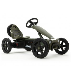 Berg Jeep Adventure Tret-Gokart