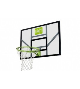EXIT Galaxy Basketballbrett (Polycarb.) + Ring + Netz