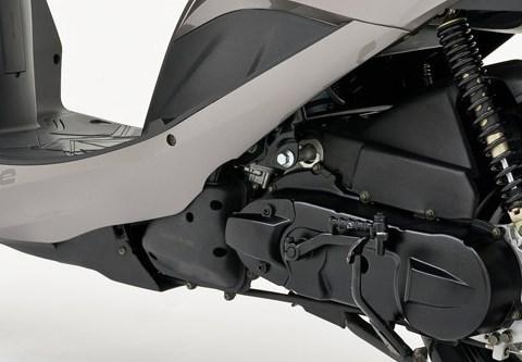 spurtstarker 2-Takt Motor